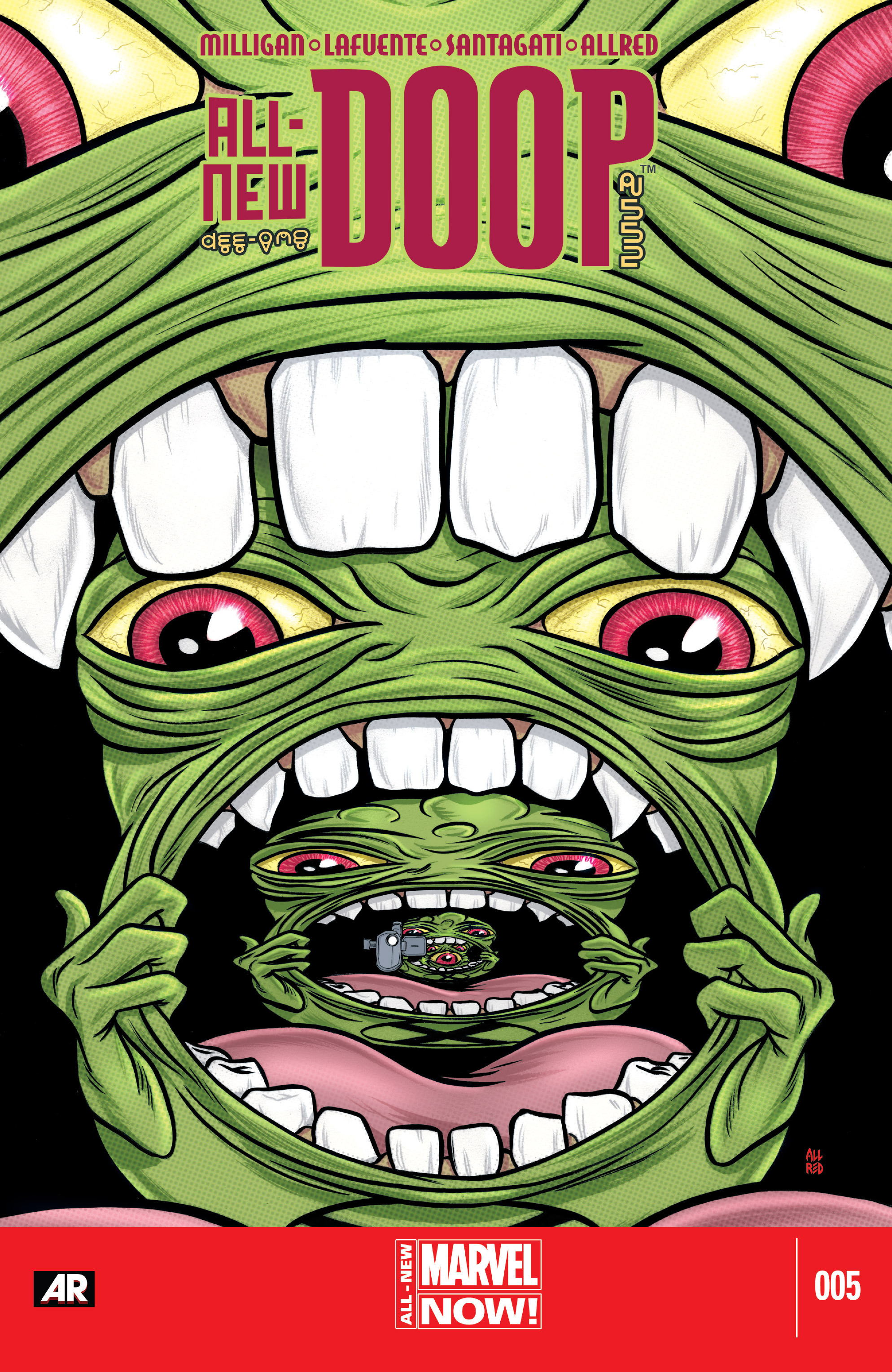 Read online All-New Doop comic -  Issue #5 - 1