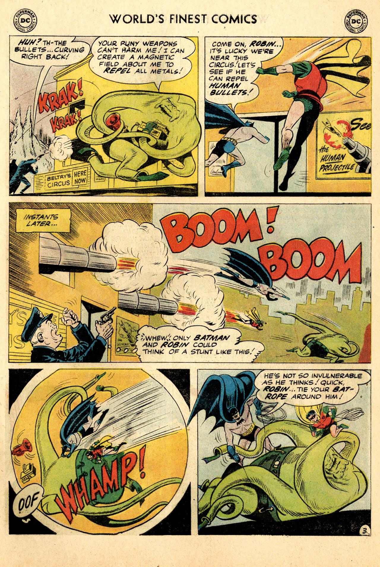 Read online World's Finest Comics comic -  Issue #110 - 5