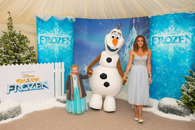 Michelle Heaton Launches Disney On Ice presents Frozen