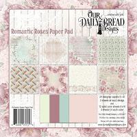ODBD Romantic Roses Paper Collection
