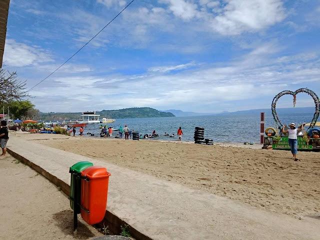 Pantai Bulbul Rasakan Puncak Kunjungan Terbanyak Capai 20.000 Orang