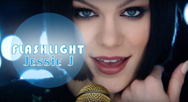 Lirik lagu Flashlight dan Artinya