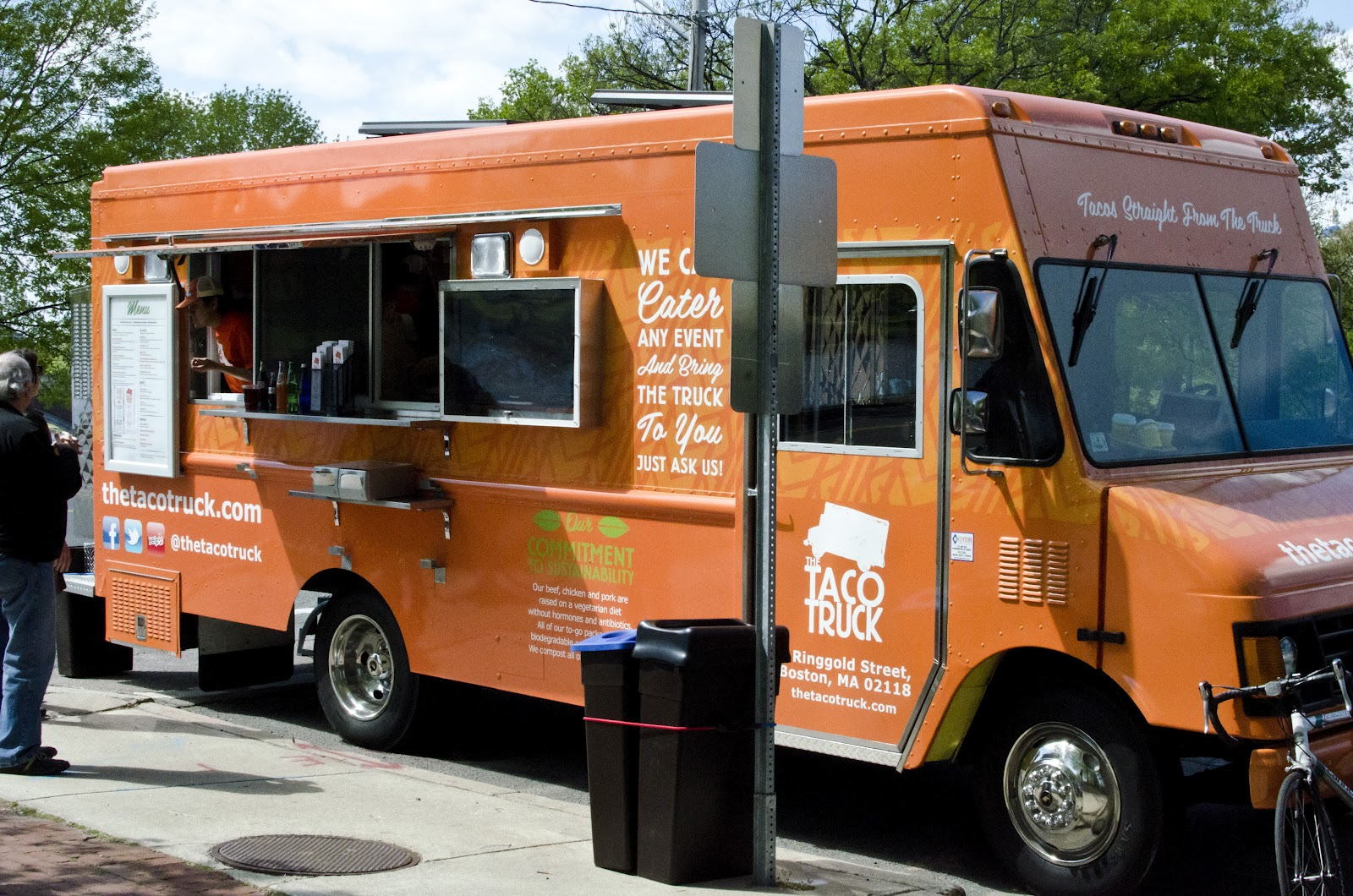 Fork It Over Boston The Taco Truck First Impressions