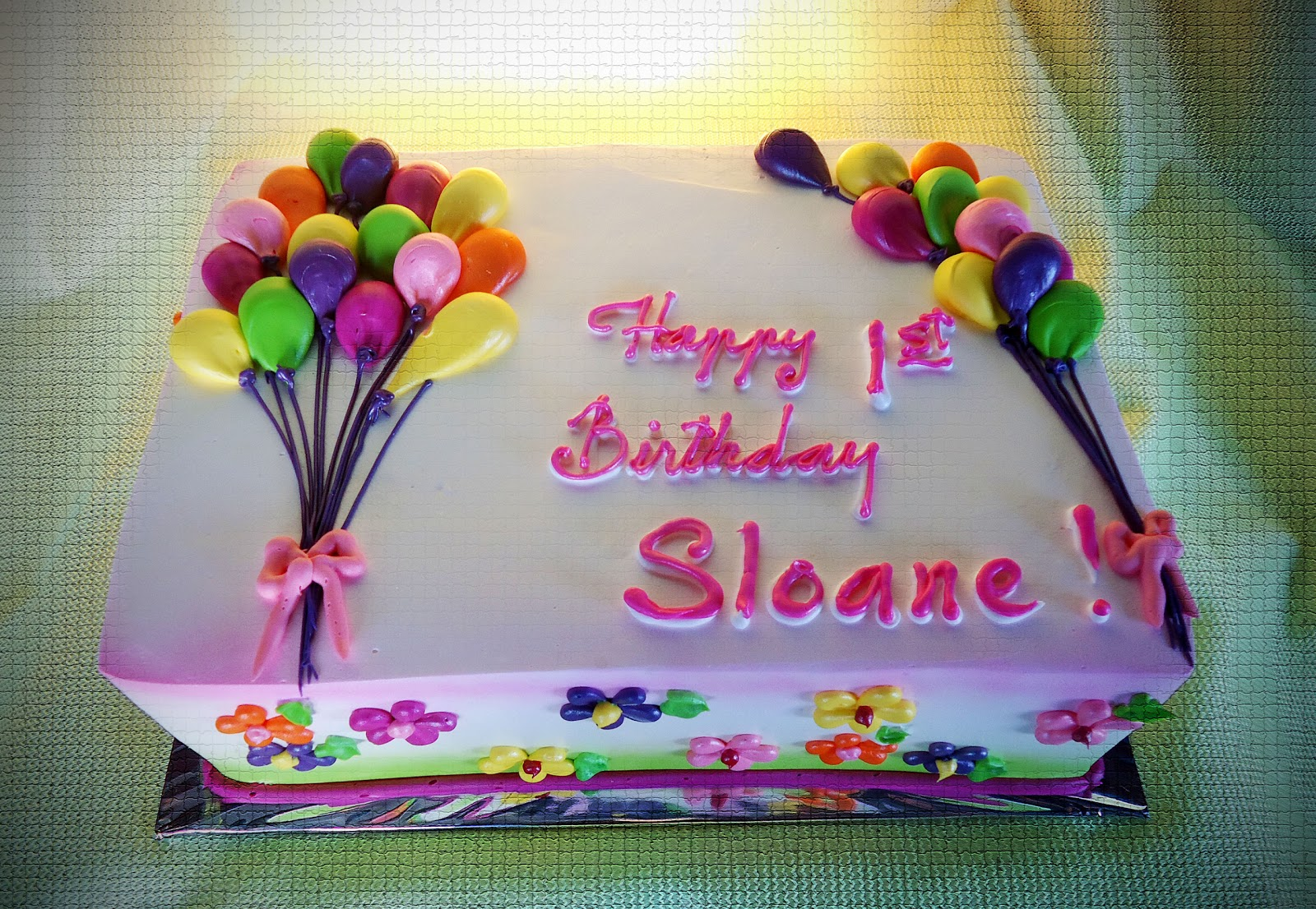Bamboo Bakery 602 246 8061 How To Order A Birthday Cake