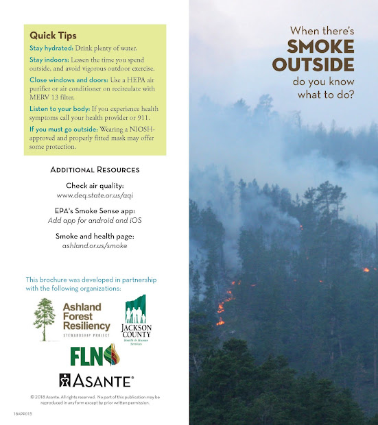 Southwest Oregon Joint Information Center Air Quality