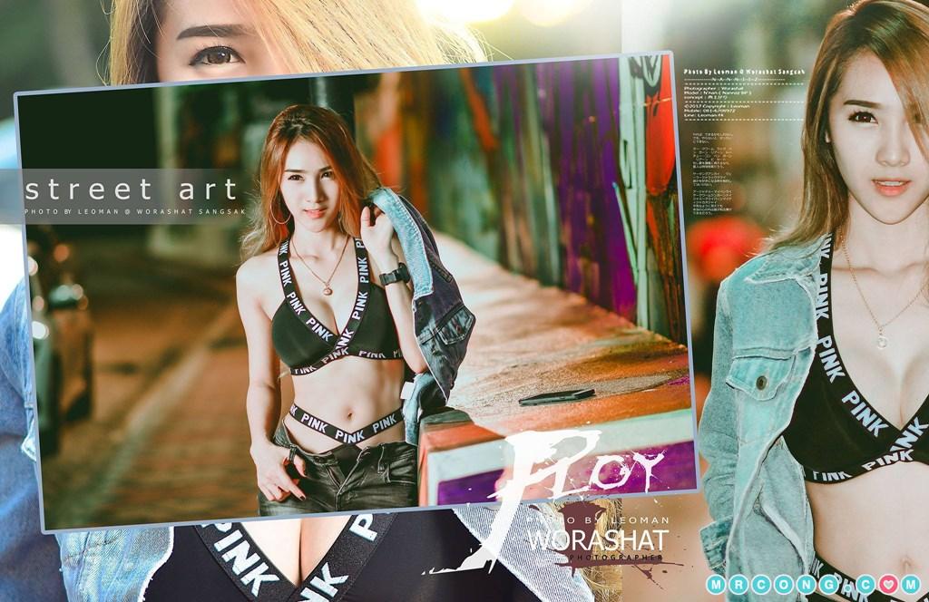 Image Thai-Model-No.347-Ployrawee-Chantra-MrCong.com-004 in post Thai Model No.347: Người mẫu Ployrawee Chantra (30 ảnh)