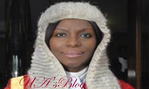 Meet the tough female judge who jailed ex-governor Jolly Nyame