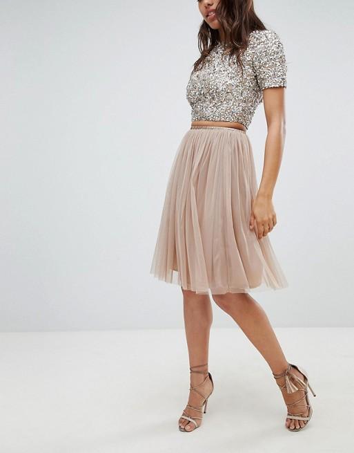 9f9e8a39a ▷ 19 faldas de tul para ser la invitada de boda perfecta - ▷ Blog ...