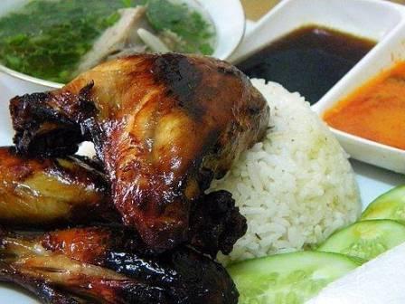 Resepi Nasi Ayam Madu