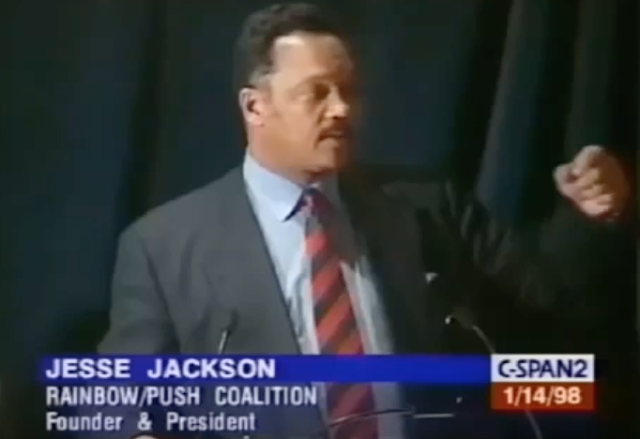 FLASHBACK: Jesse Jackson Praised Trump in 1999 for LIFETIME of helping African Americans