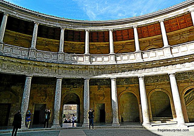 Palácio de Carlos V, Alhambra