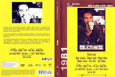 El crack | 1981 | Con Alfredo Landa