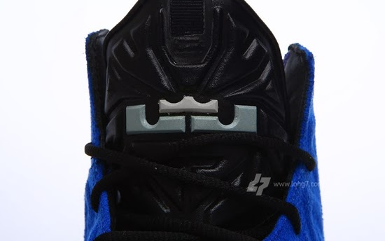 18b254c2f78fc3 ajordanxi Your  1 Source For Sneaker Release Dates  Nike LeBron 11 EXT  Suede QS Game Royal Game Royal-Black April 2014