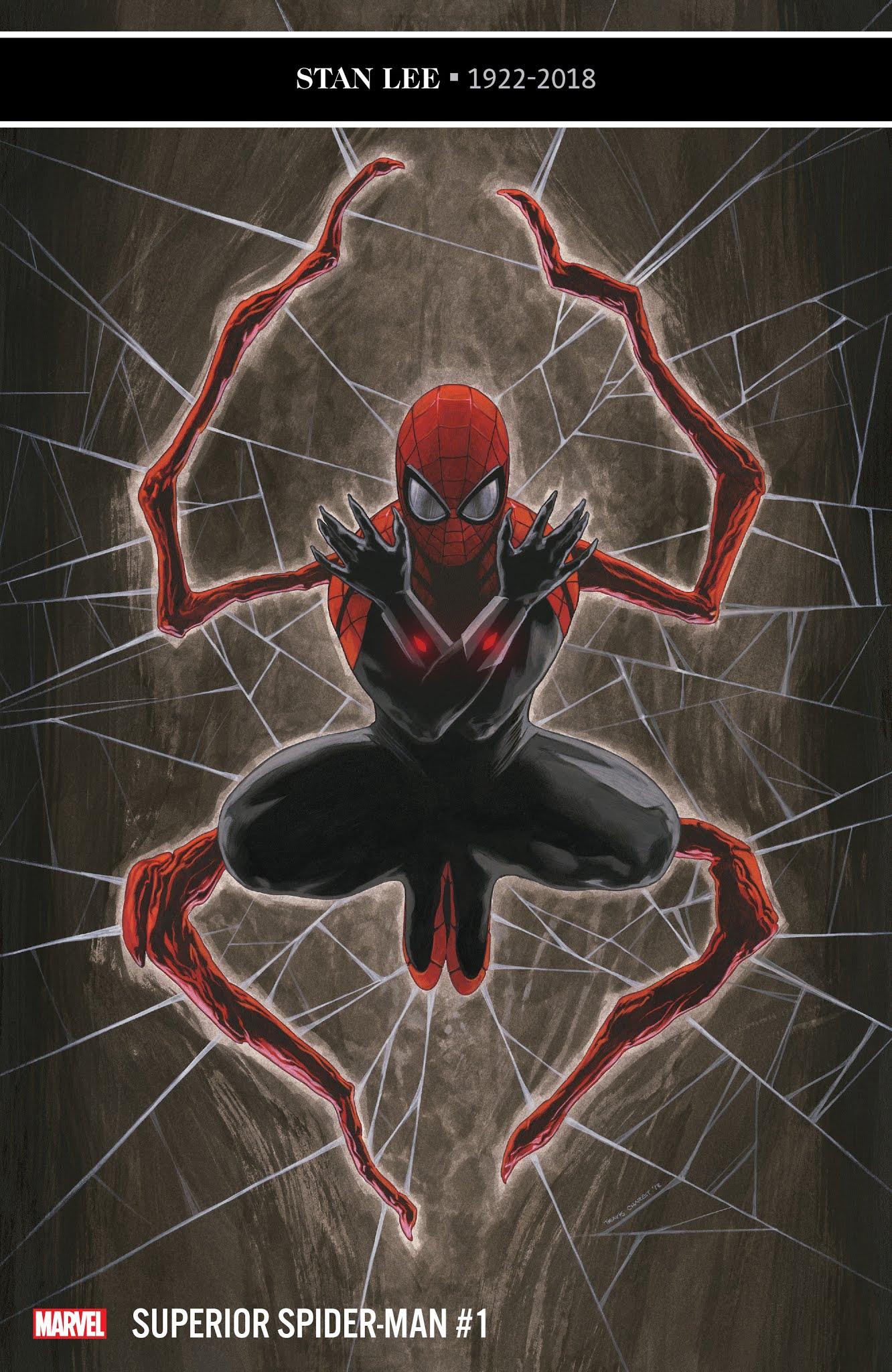 Superior Spider-Man (2019) issue 1 - Page 1