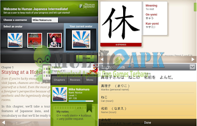 Human Japanese Intermediate Pro Apk v1.1.3 Terbaru