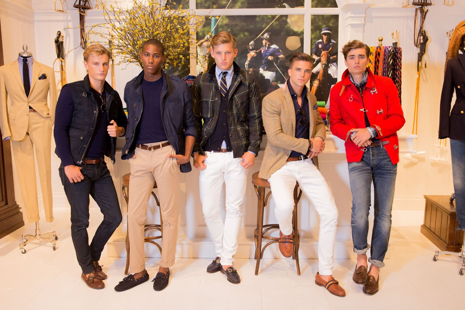 Lauren Spring Collection 2016 StylingPolo Men's Ralph 8nkX0OwZNP