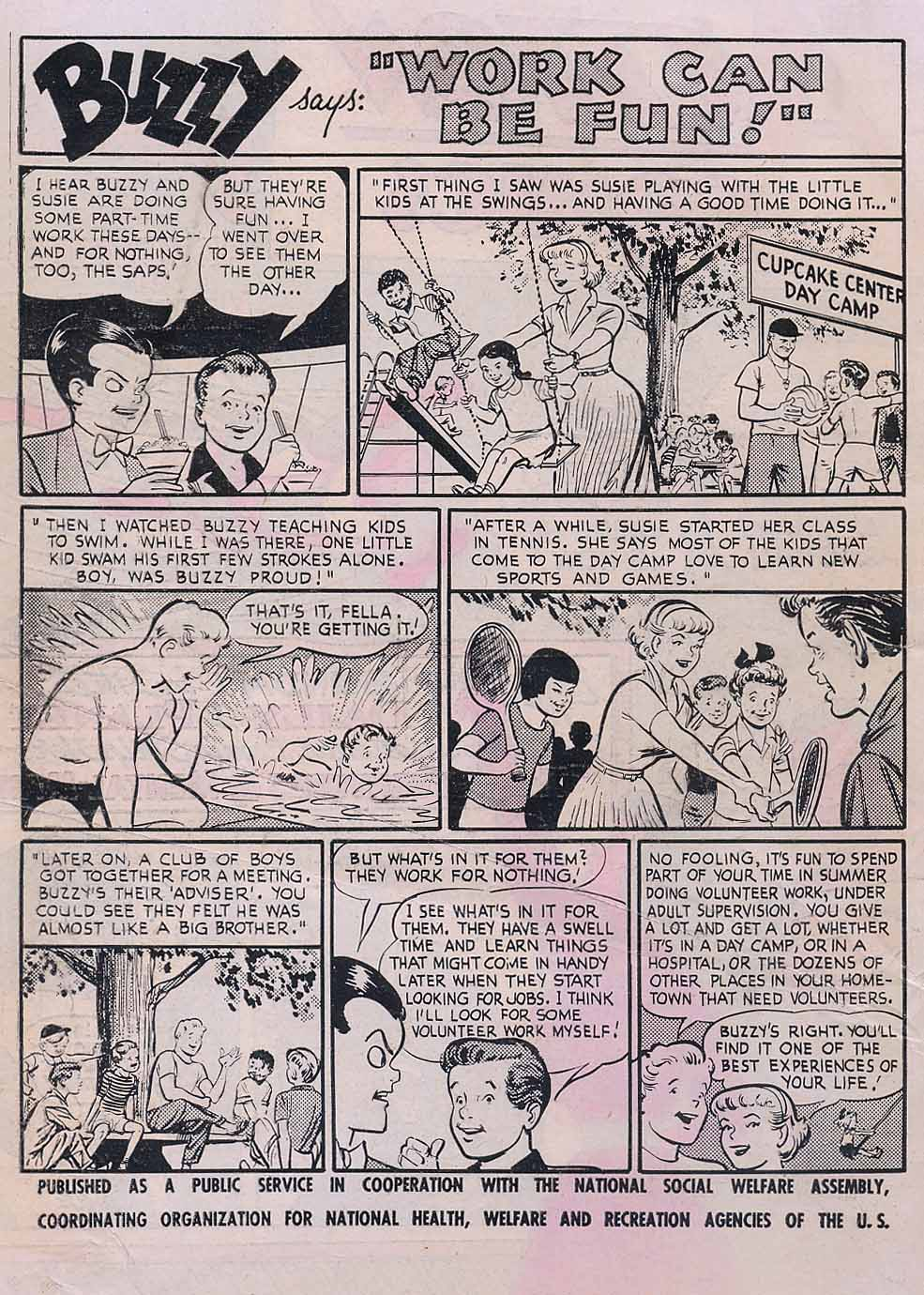 Read online Action Comics (1938) comic -  Issue #196 - 2