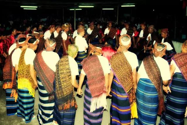 Tarian Gawi,  tarian adat Kabupaten Ende