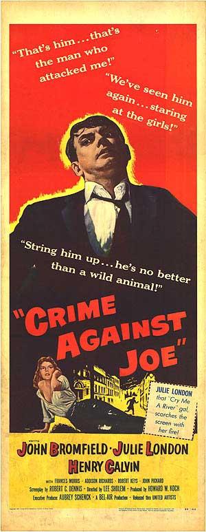 Little-known cinema: 'Crime Against Joe'