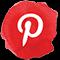 icône pinterest maya joys