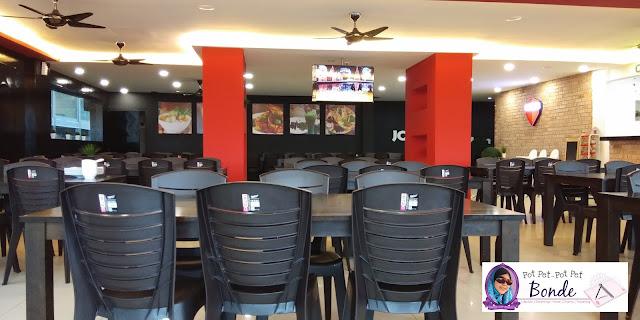 RESTORAN HARIS JOHAN TOMYAM @ NILAI SQUARE, Tempat makan popular di Nilai, Makanan Popular di Nilai, Restoran Thai,