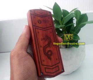 Mẫu vỏ gỗ điện thoại 1202 rồng vertu