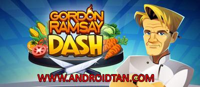 Download Gordon Ramsay Dash Mod Apk V1.11.8 (Unlimited Money) Terbaru 2017