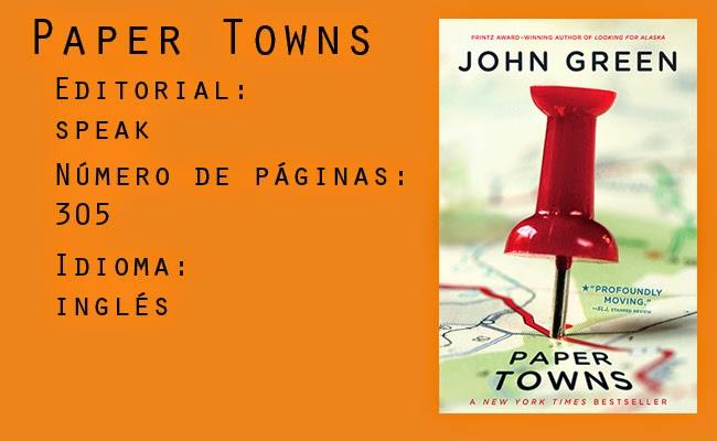 Buy a paper towns 2