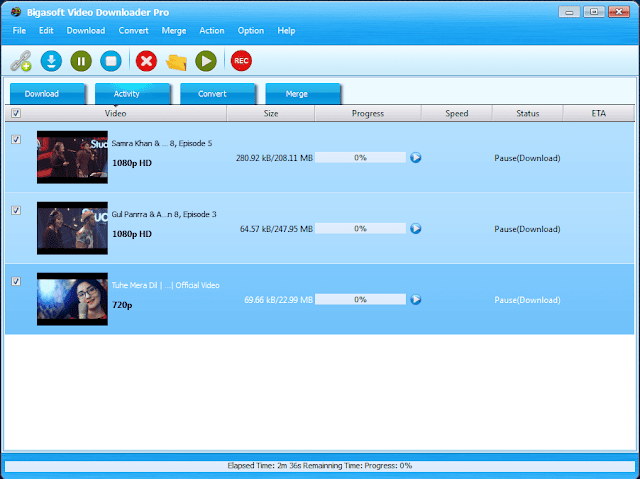 bigasoft video downloader pro crack key download