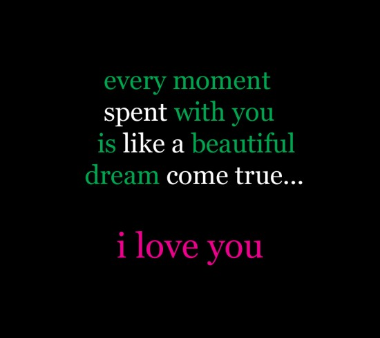 Short Sweet I Love You Quotes: True Love Quotes Romantic. QuotesGram