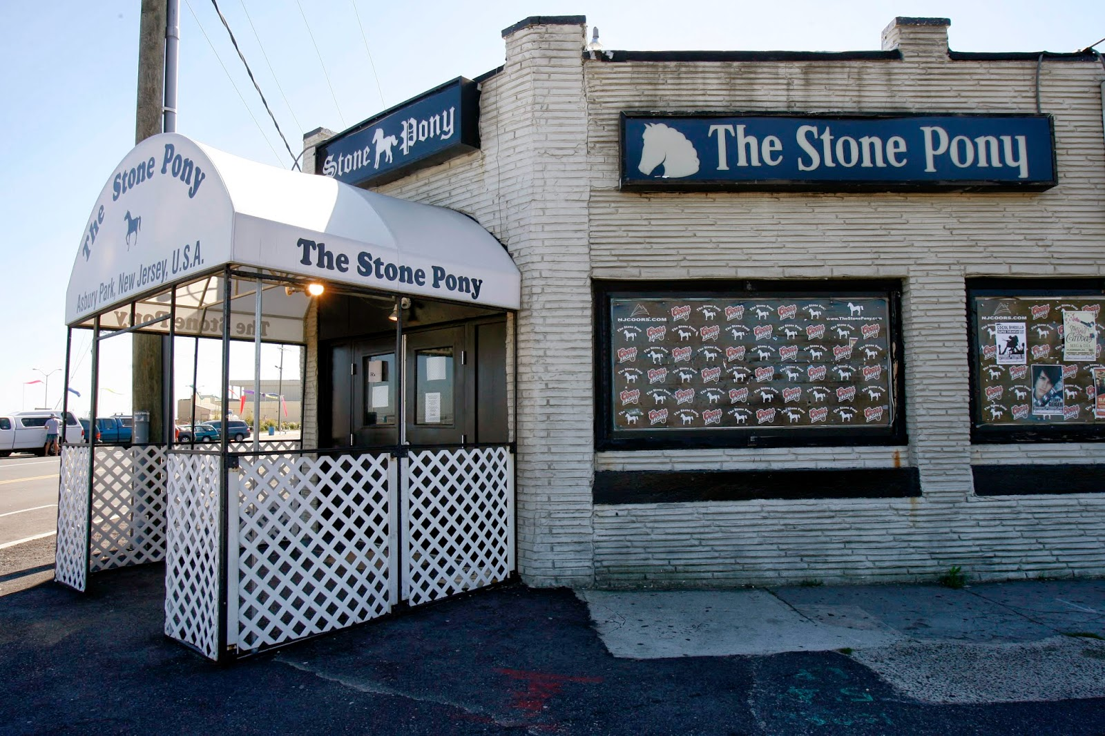 The Stone Pony Asbury Park, New Jersey