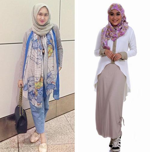 baju santai muslim modern
