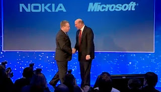 Both Nokia and Microsoft Team up