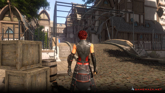 Edge Of Eternity Gameplay Screenshot 1