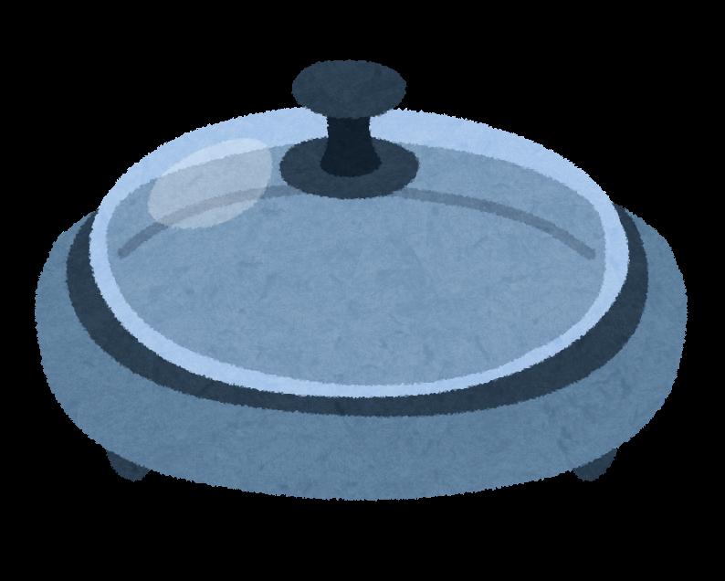 ホットプレート兼グリル鍋お勧め10選|ホットプレートの選び方