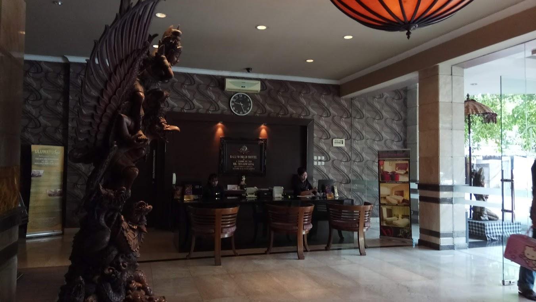 Menginap Di Bali World Hotel Bandung Fasilitas Kolam Renangnya Oke Kamarnya Luas
