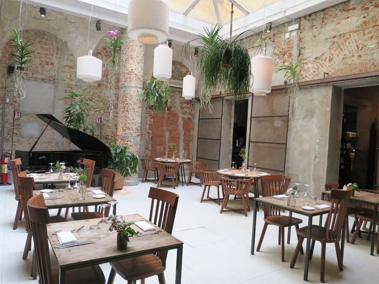 La menagere concept store restaurant  Florence