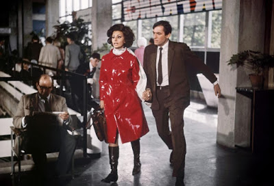 Arabesque 1966 Gregory Peck Sophia Loren Image 6