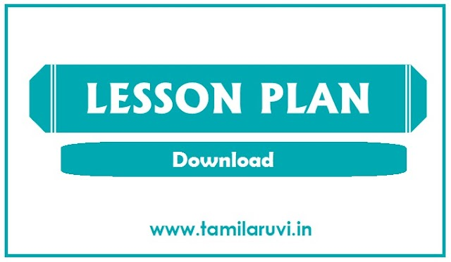 Lesson Plan for All Classes 2020-2021