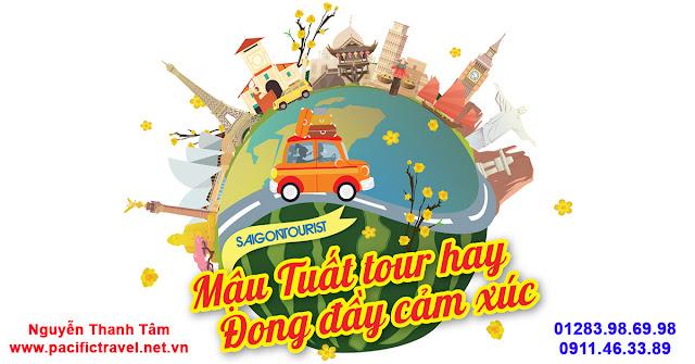 Báo giá du lịch Thái Lan mùa Tết Nguyên Đán liên lạc ngay hotline anh Tâm Pacific