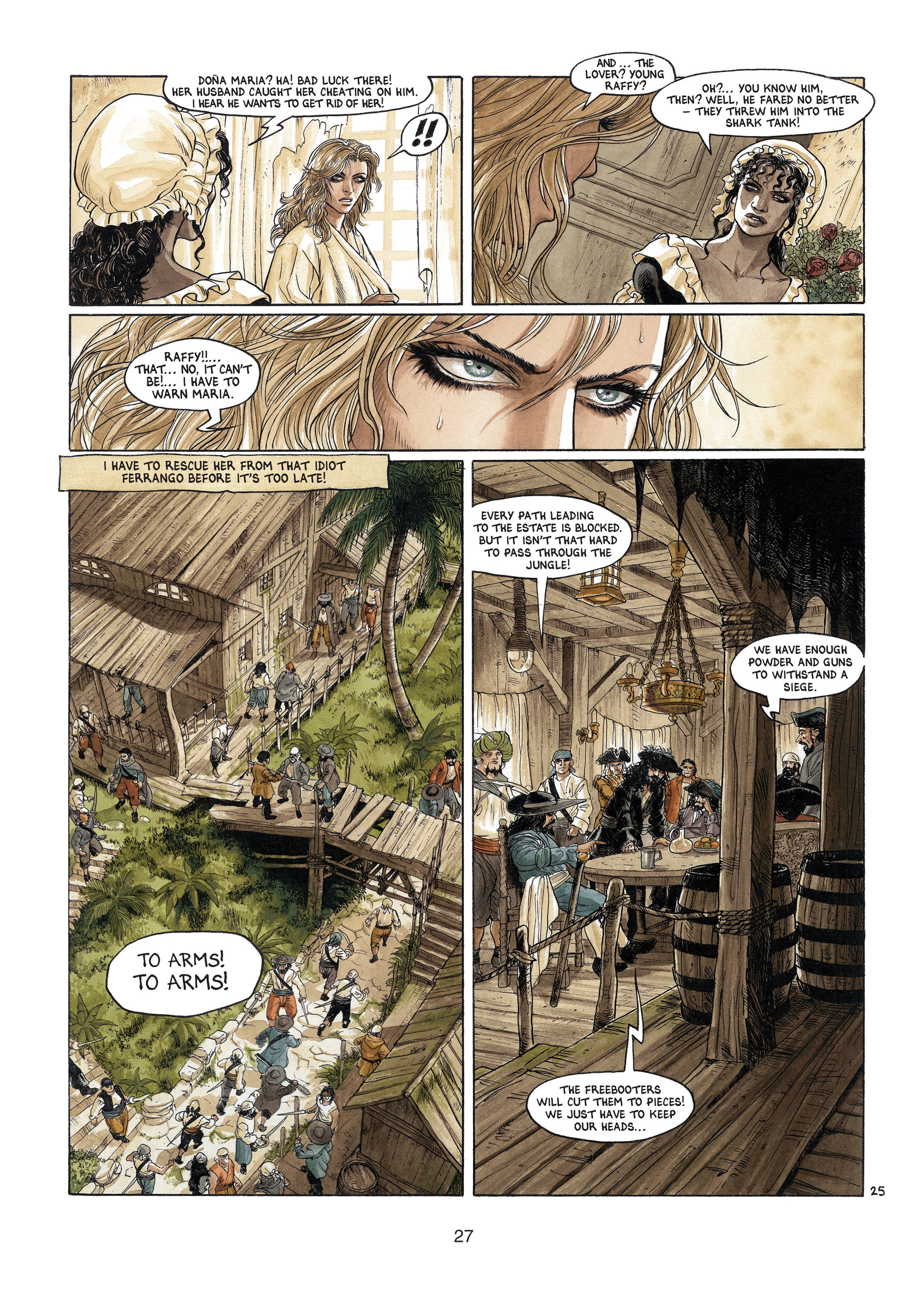 Read online Barracuda comic -  Issue #4 - 28