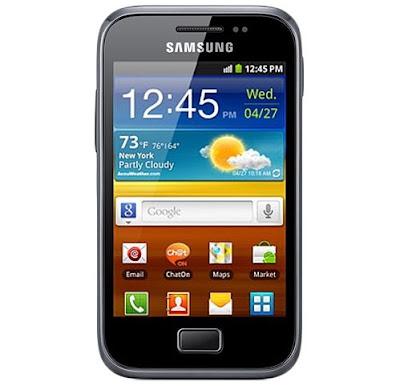 Flash Samsung Galaxy Ace Plus GT-S7500