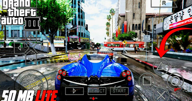 Download GTA 3 APK+DATA Android Highly Compressed