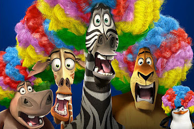 Madagascar 3 Europe's Most Wanted Muziek