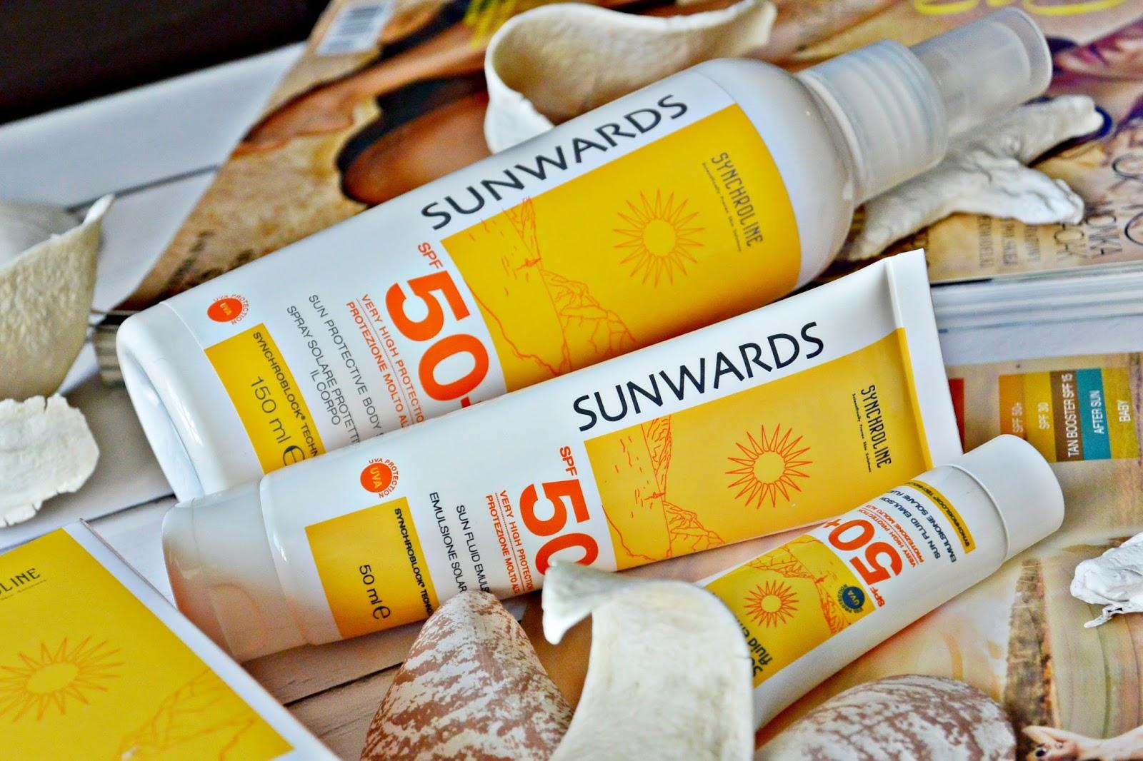 SUNWARDS Synchroline w trosce o ochronę skóry przed promieniowaniem UV