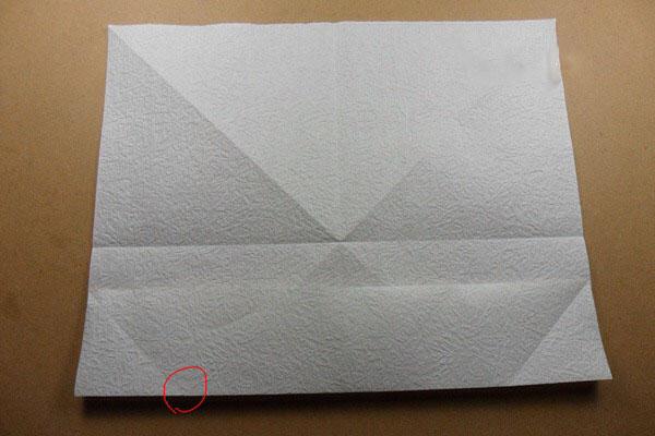 Ангел из бумаги в технике оригами (7)