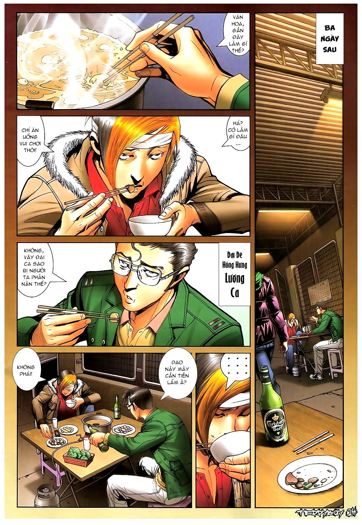 Người Trong Giang Hồ - Chapter 1369: Mê trai gặp Sở Khanh - Pic 21