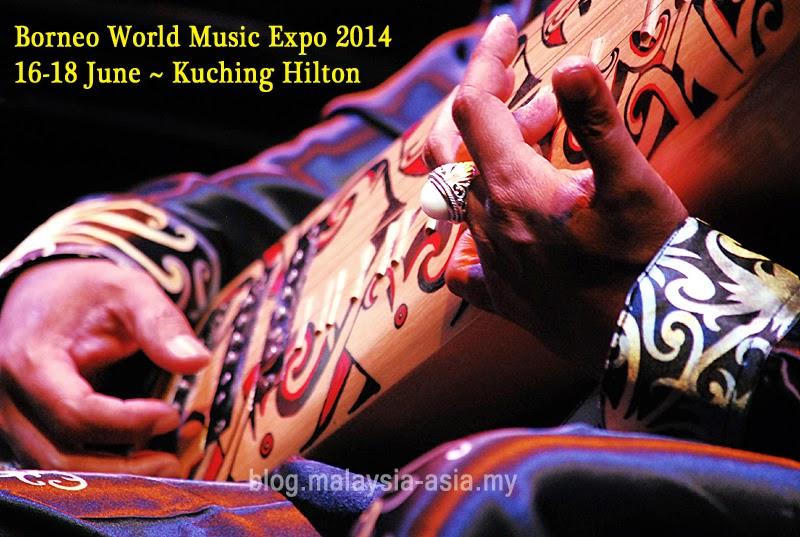 Sarawak Borneo World Music Expo
