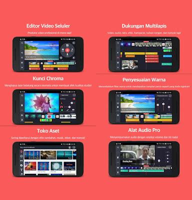 Kinemaster Premium Pro Full  Apk Mod Free Download Terbaru