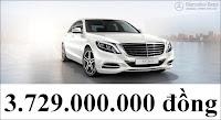 Giá xe Mercedes S400 L Star